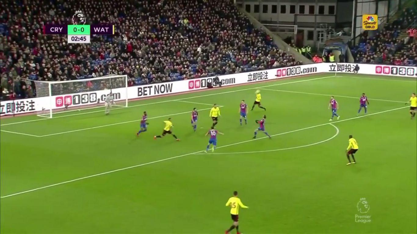 Crystal Palace 2-1 Watford
