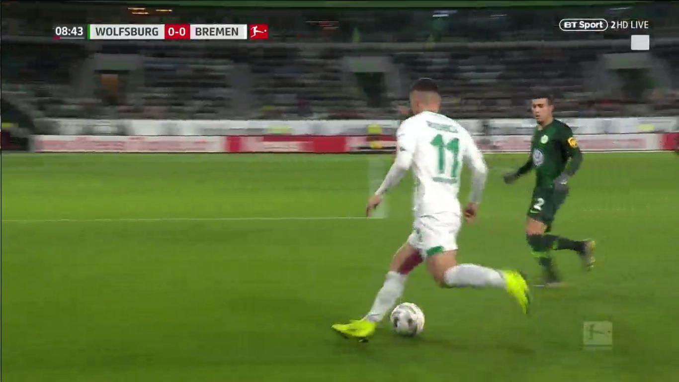03-03-2019 - Wolfsburg 1-1 Werder Bremen