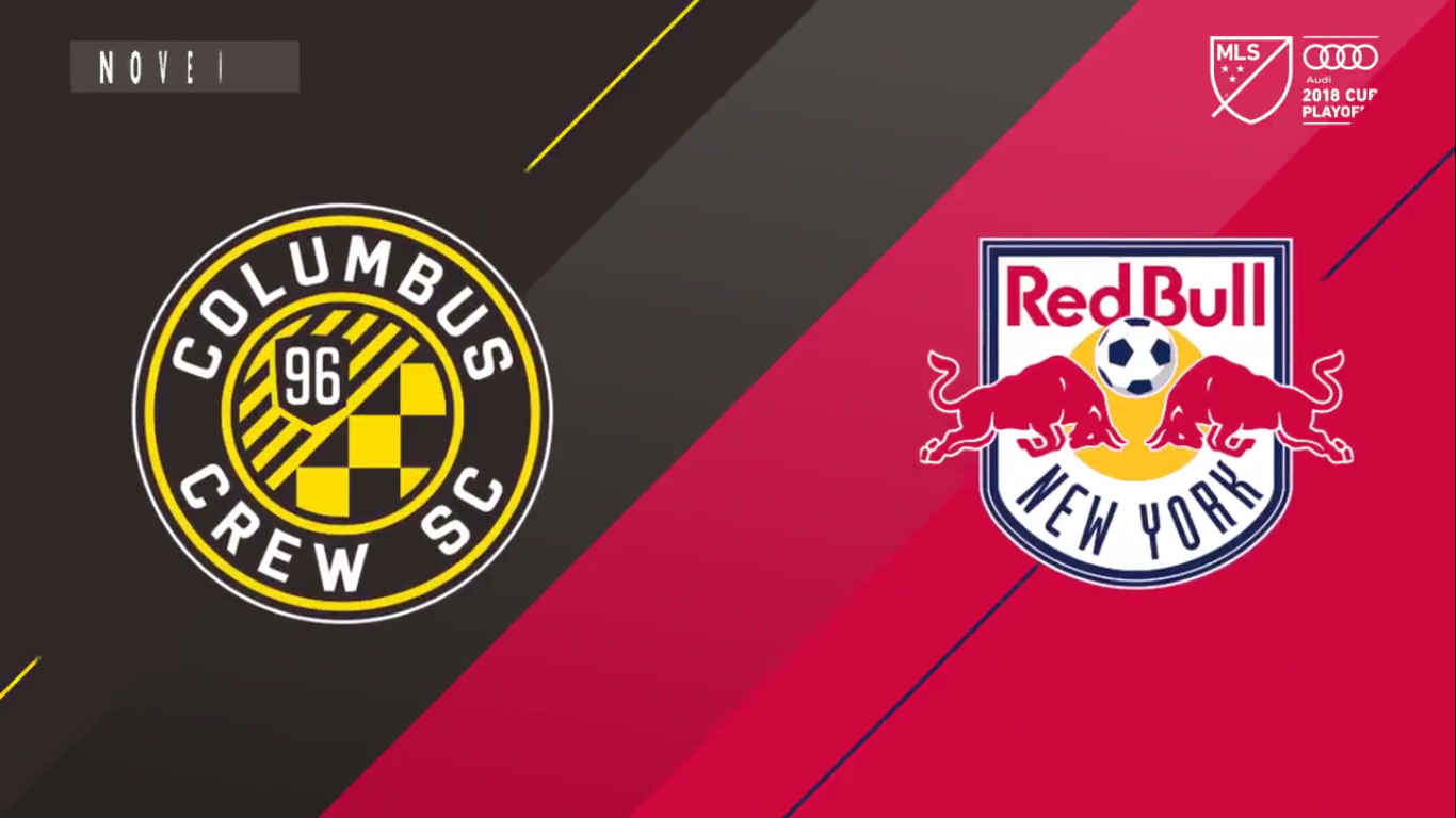 05-11-2018 - Columbus Crew 1-0 New York Red Bulls