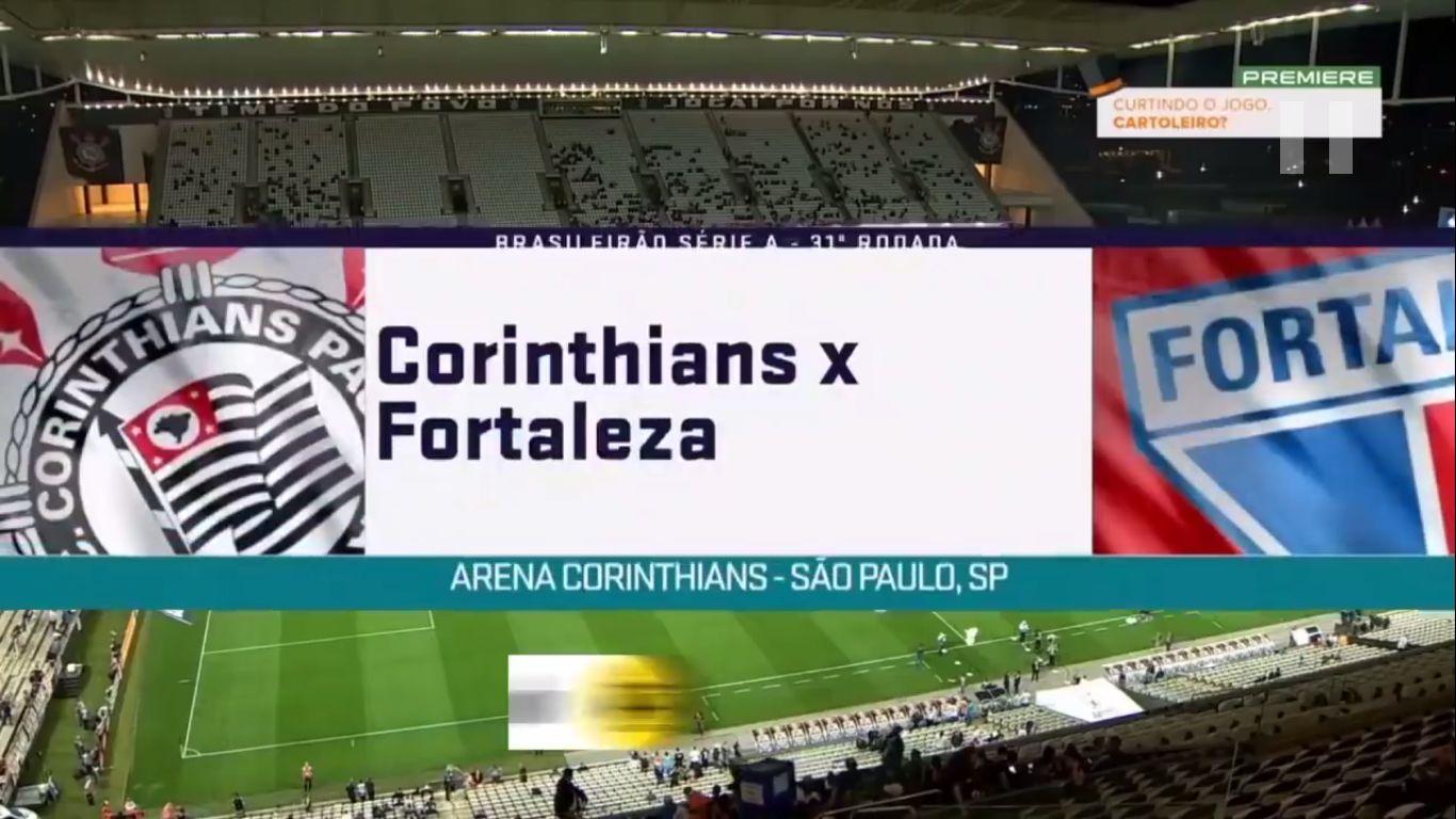 07-11-2019 - SC Corinthians SP 3-2 Fortaleza EC CE