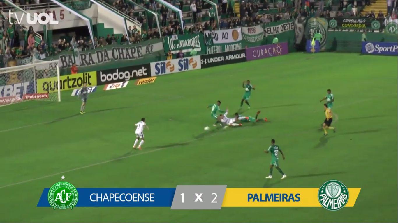 03-06-2019 - Chapecoense AF 1-2 Palmeiras