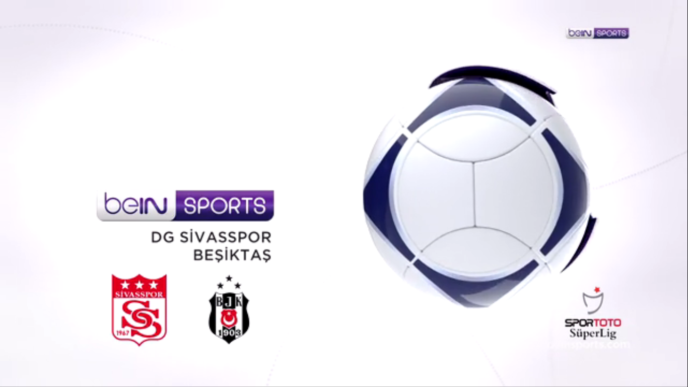 22-04-2019 - Sivasspor 1-2 Besiktas