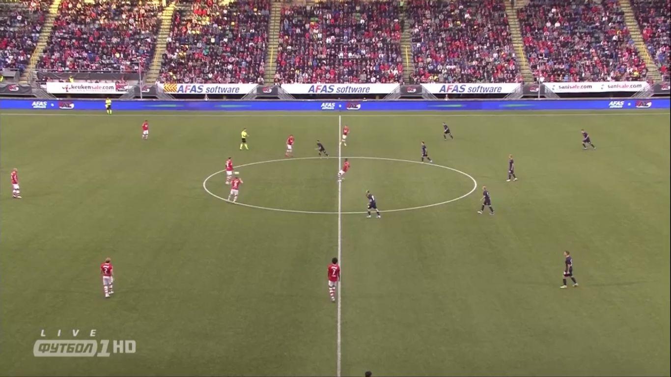 15-08-2019 - AZ Alkmaar 4-0 Mariupol (EUROPA LEAGUE QUALIF.)