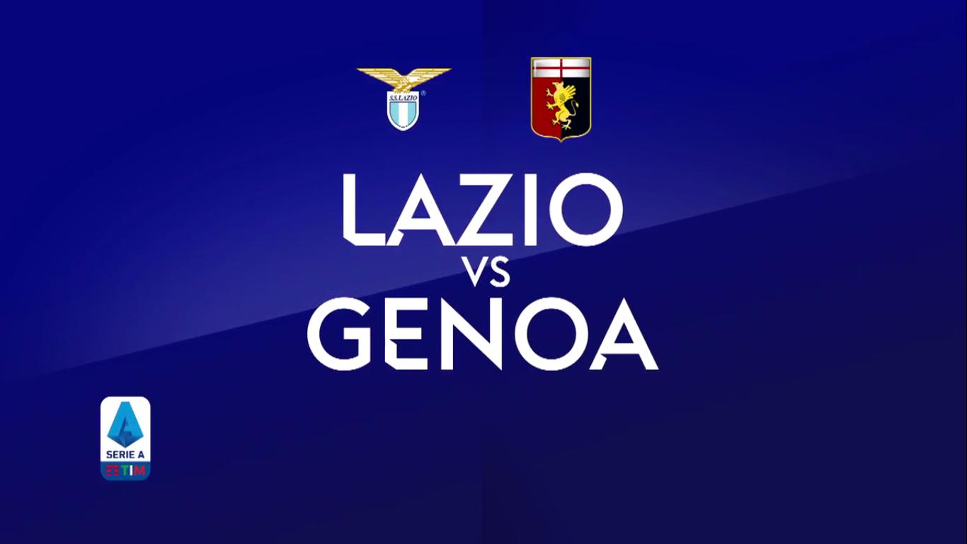 29-09-2019 - Lazio 4-0 Genoa
