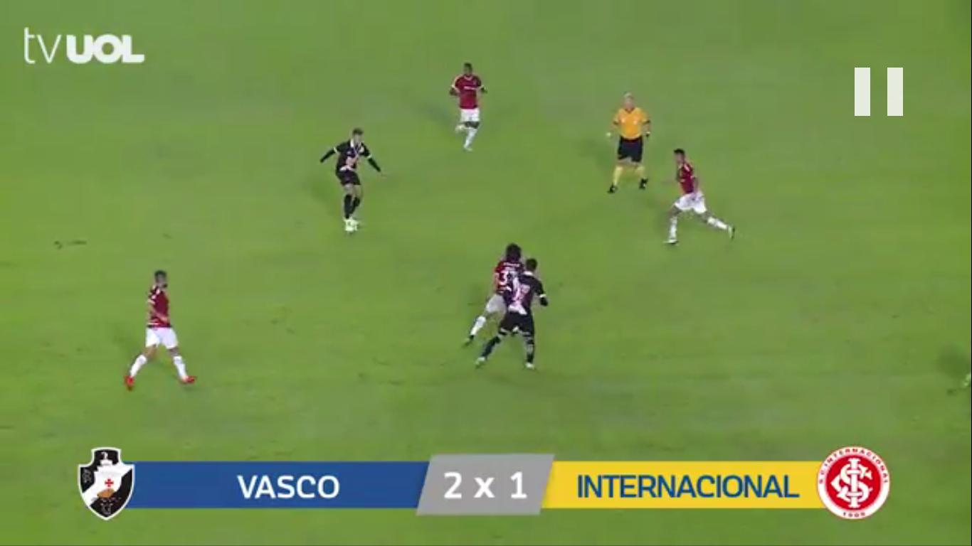 08-06-2019 - CR Vasco DA Gama RJ 2-1 Internacional
