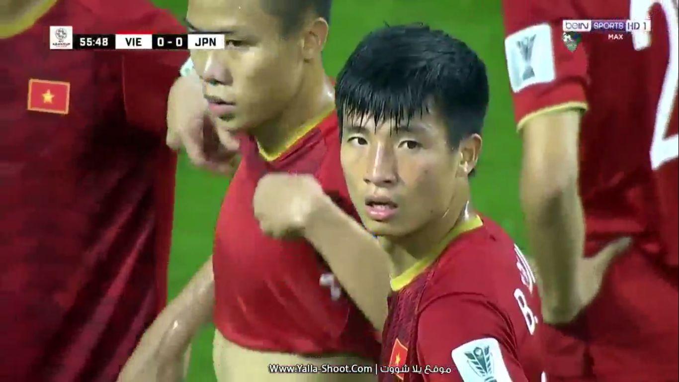 24-01-2019 - Vietnam 0-1 Japan (ASIAN CUP)