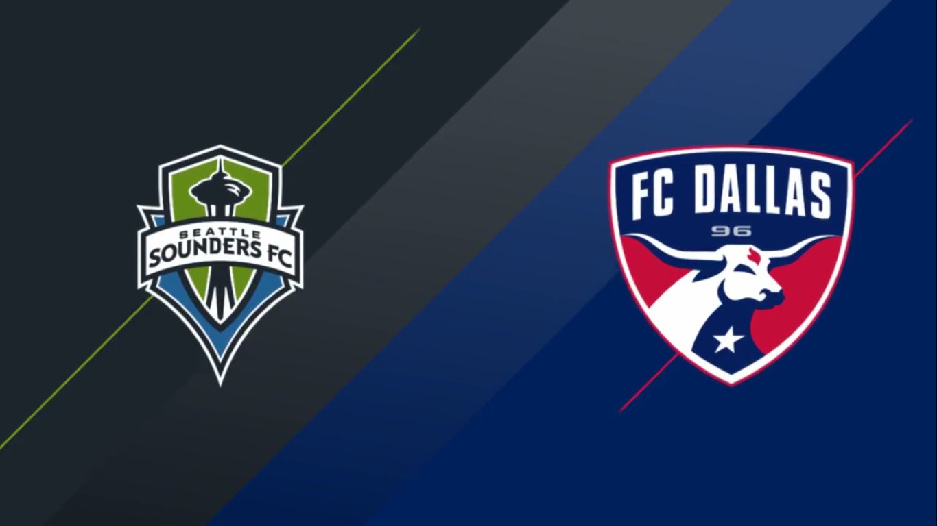 19-09-2019 - Seattle Sounders FC 0-0 FC Dallas