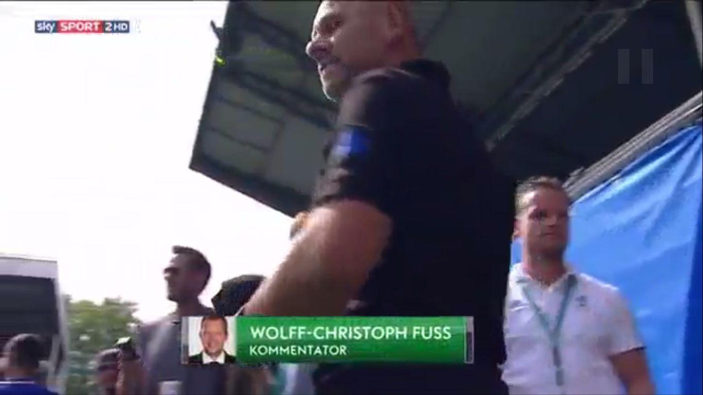 11-08-2019 - SV Waldhof Mannheim 07 3-5 Eintracht Frankfurt (DFB POKAL)
