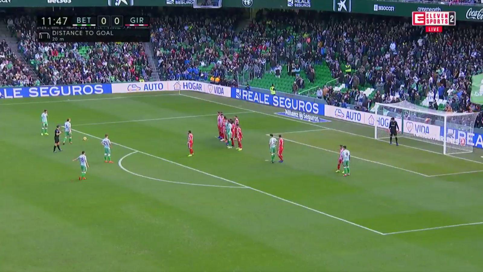 20-01-2019 - Real Betis 3-2 Girona