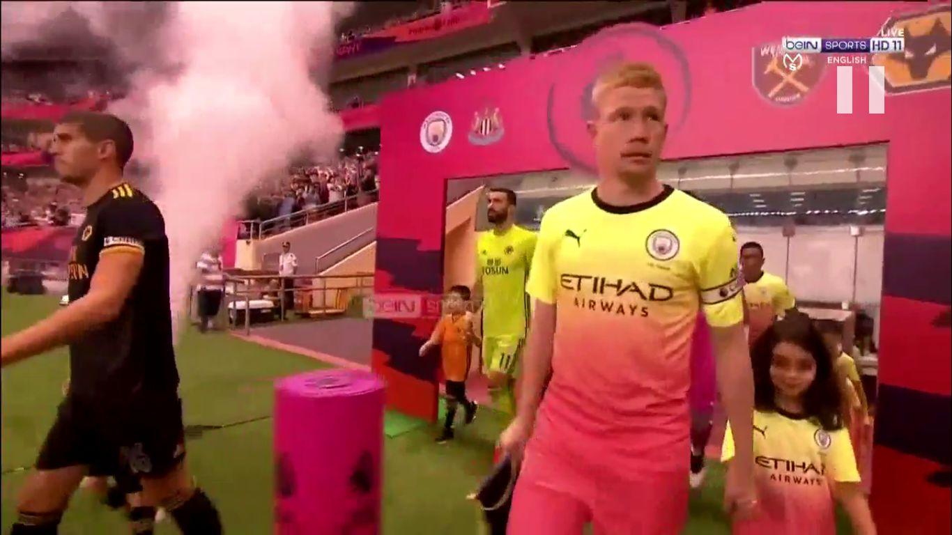 20-07-2019 - Wolverhampton Wanderers 0-0 (3-2 PEN.) Manchester City (PREMIER LEA...