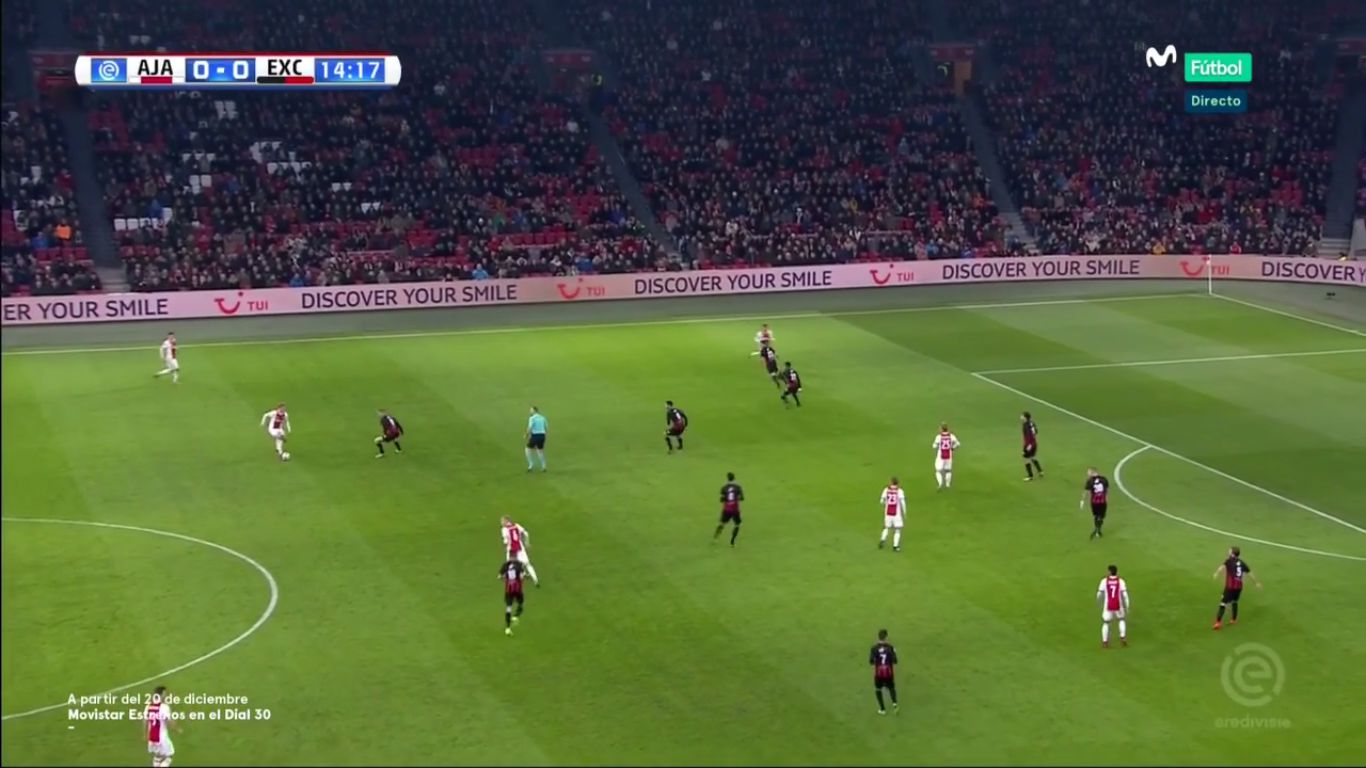 Ajax 3-1 Excelsior