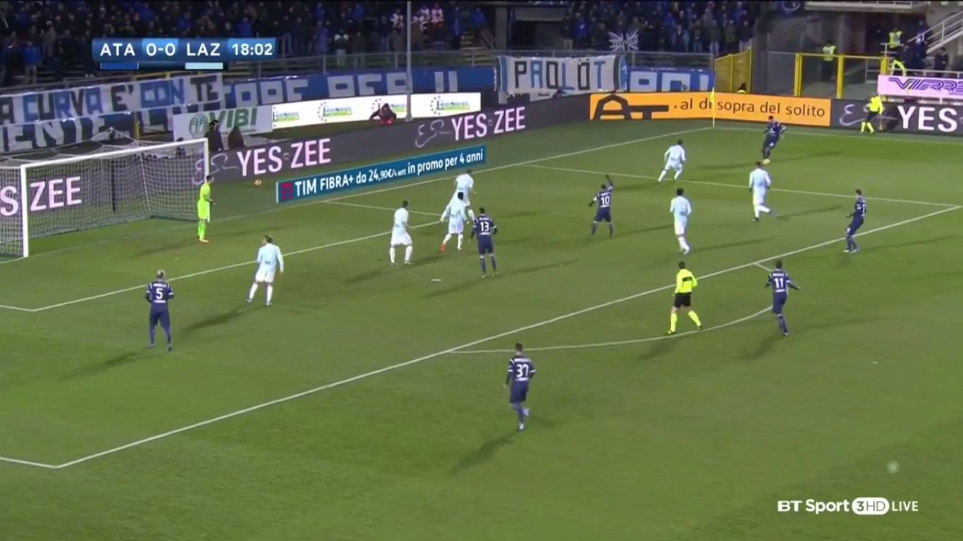 Atalanta 3-3 Lazio