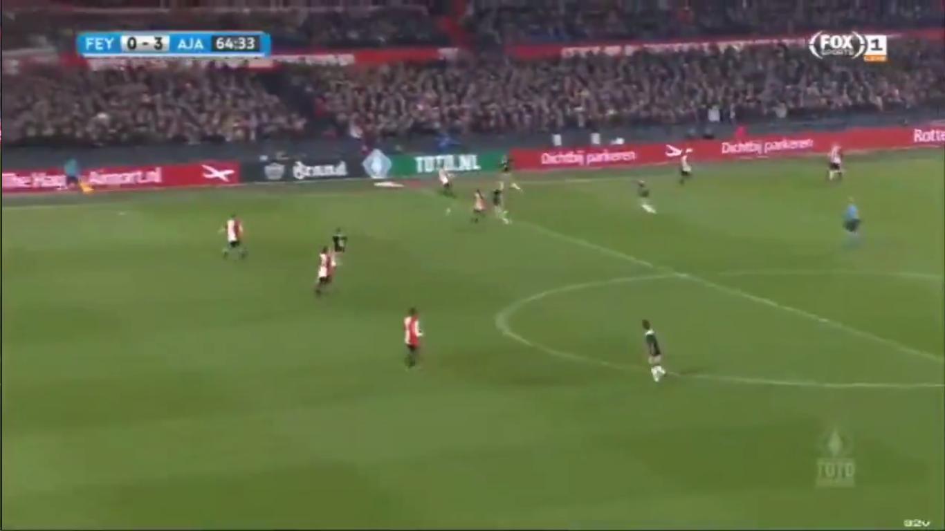 27-02-2019 - Feyenoord 0-3 Ajax Amsterdam (KNVB BEKER)