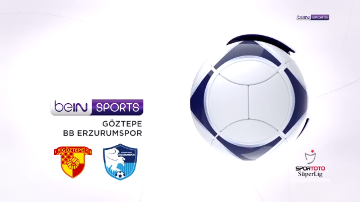 20-04-2019 - Goztepe 0-1 Erzurum BB