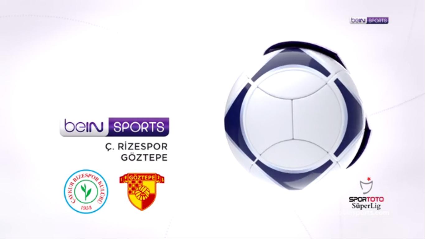 13-04-2019 - Rizespor 1-0 Goztepe