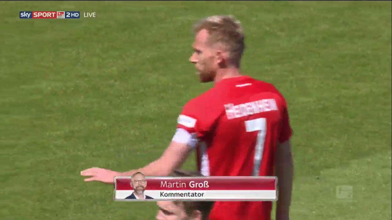 21-04-2019 - 1. FC Heidenheim 1846 3-0 FC St. Pauli (2. BUNDESLIGA)