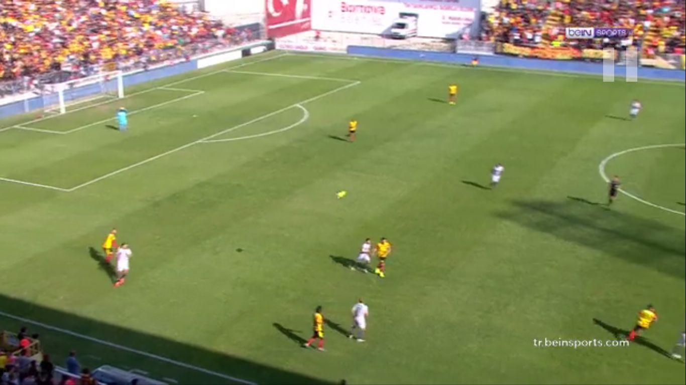 10-11-2019 - Goztepe 1-1 Yeni Malatyaspor