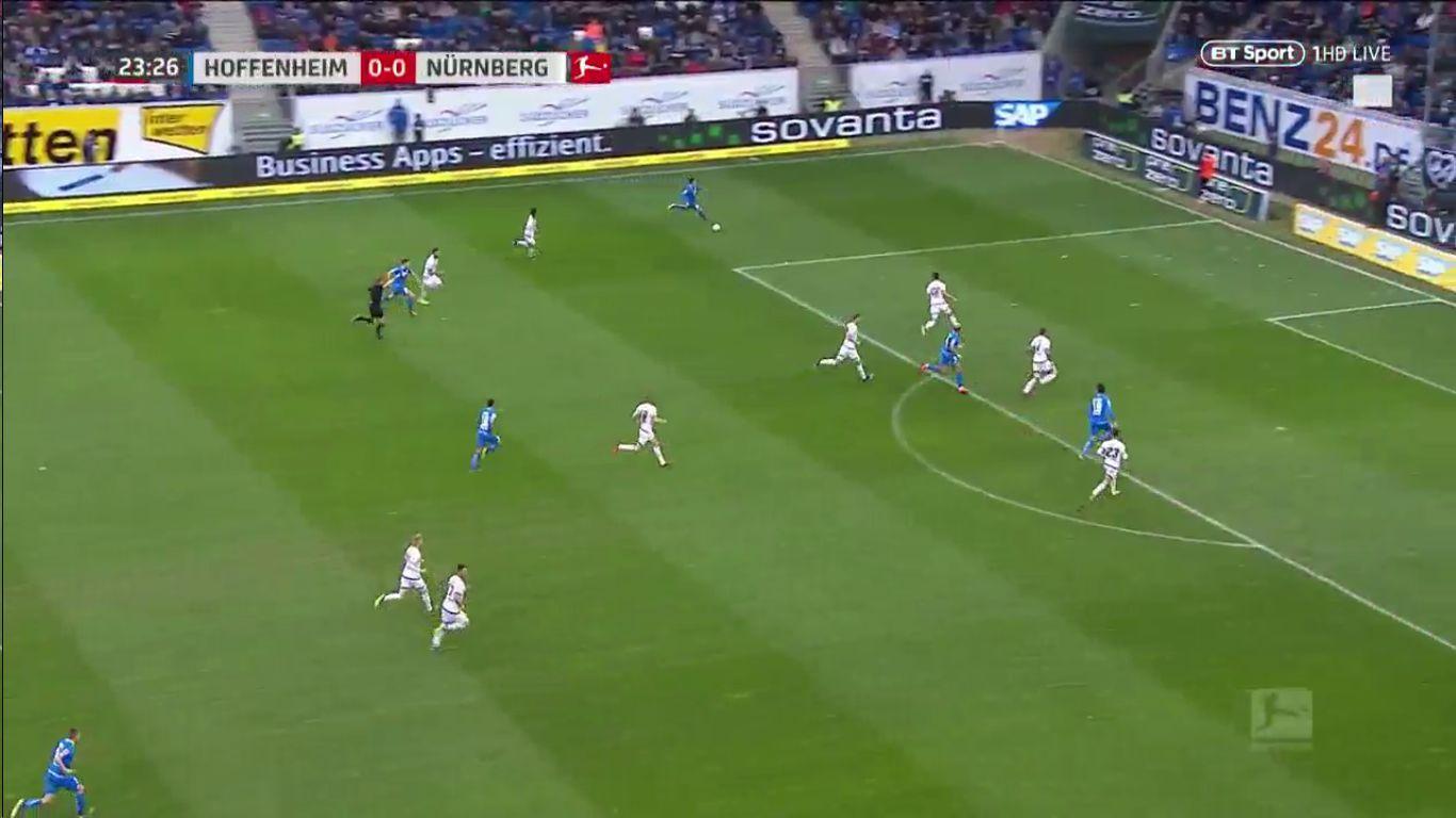 10-03-2019 - Hoffenheim 2-1 1. FC Nurnberg