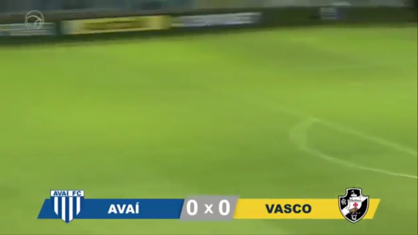 11-10-2019 - Avai FC SC 0-0 CR Vasco DA Gama RJ