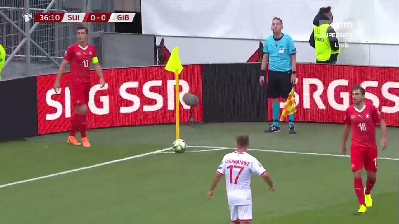 08-09-2019 - Switzerland 4-0 Gibraltar (EURO QUALIF.)