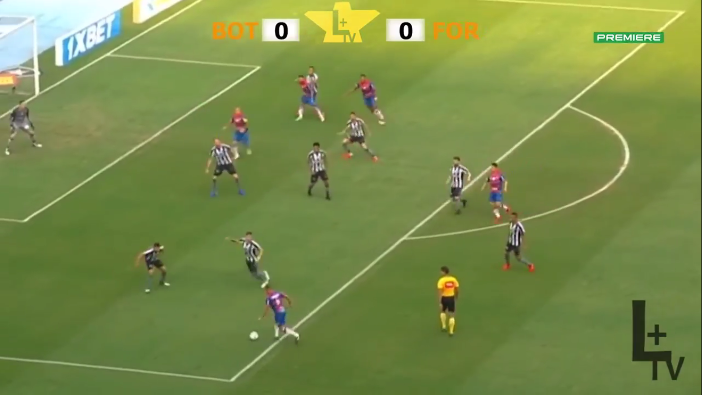 06-05-2019 - Botafogo FR RJ 1-0 Fortaleza EC CE