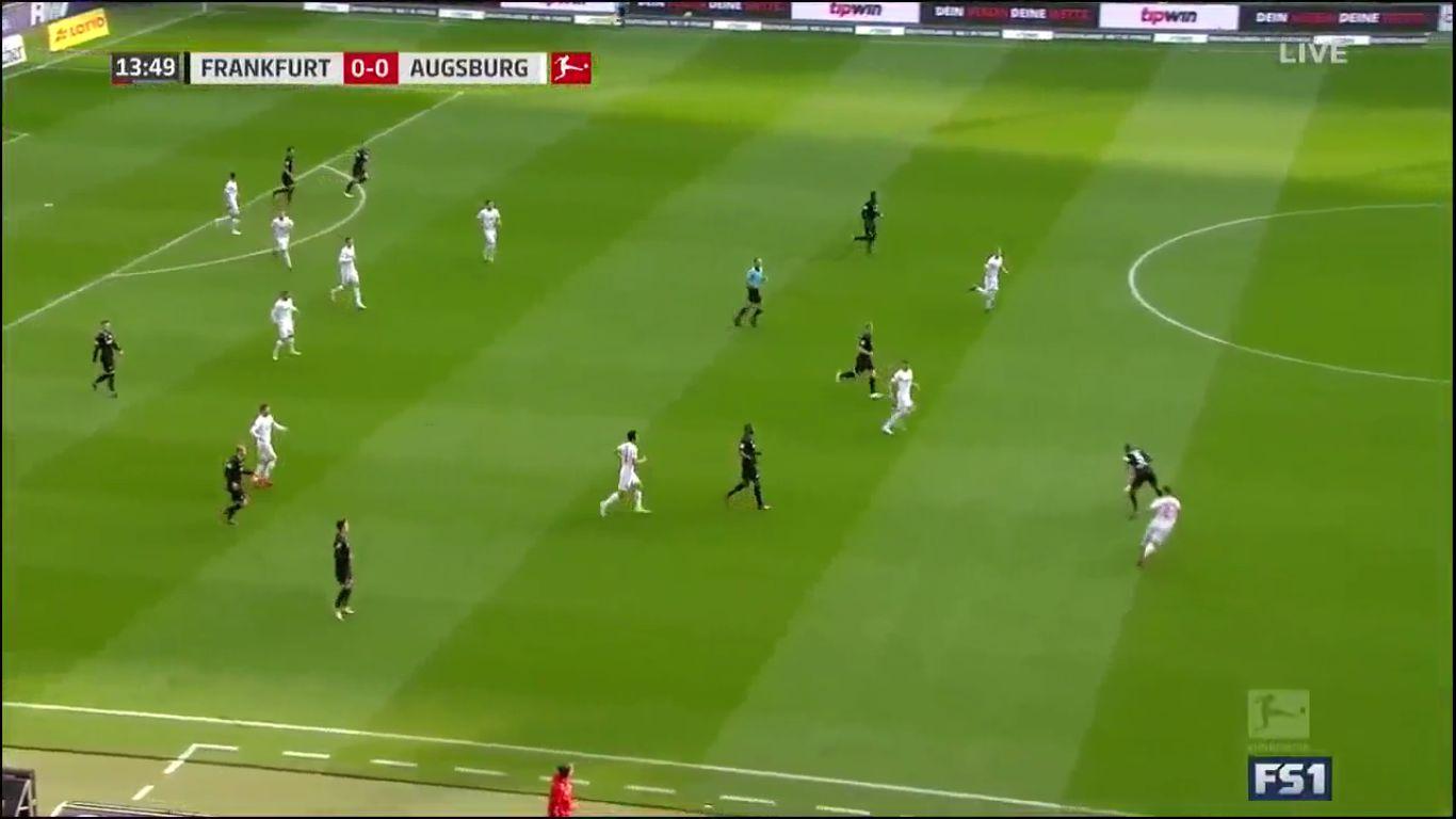 14-04-2019 - Eintracht Frankfurt 1-3 Augsburg