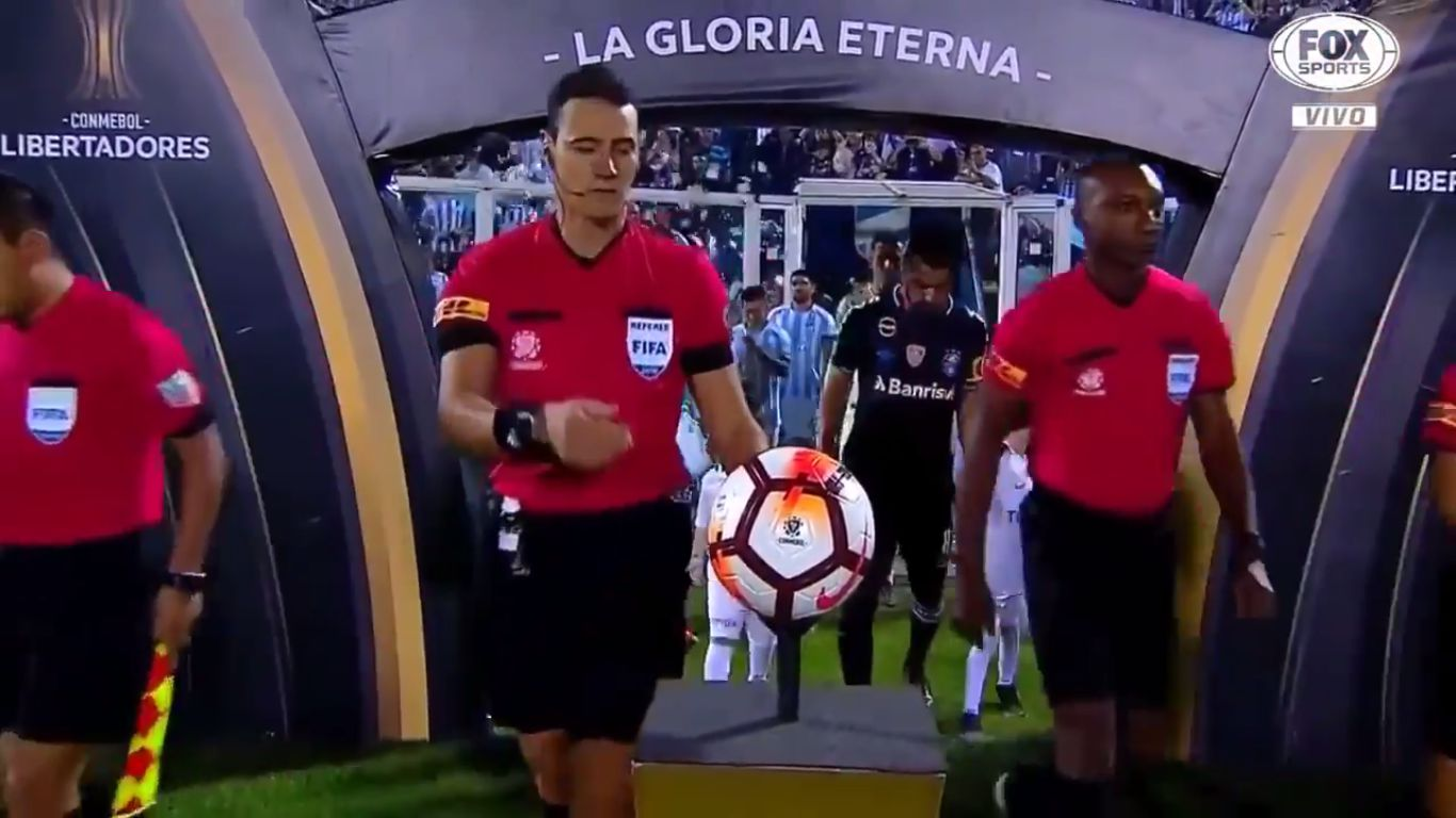 19-09-2018 - Atletico Tucuman 0-2 Gremio (COPA LIBERTADORES)