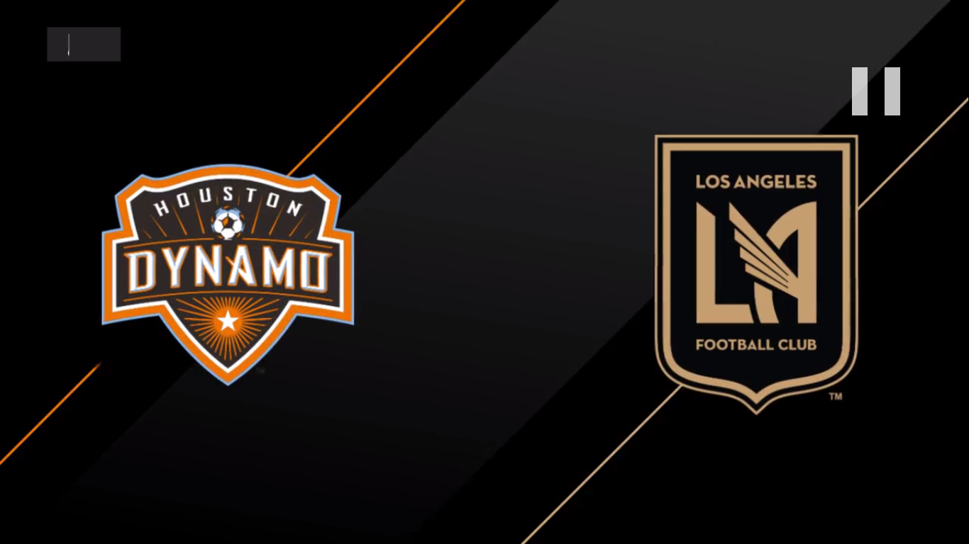 13-07-2019 - Houston Dynamo 1-3 Los Angeles FC