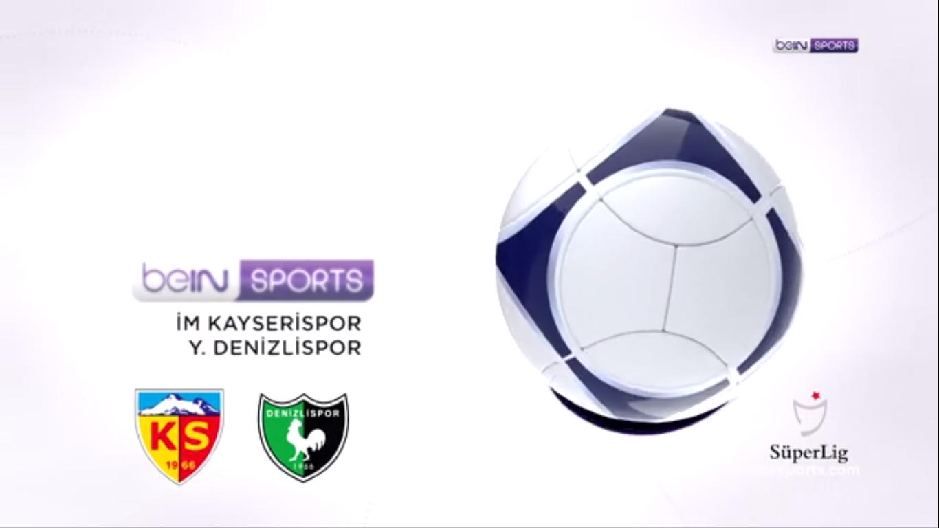 21-09-2019 - Kayserispor 1-1 Denizlispor