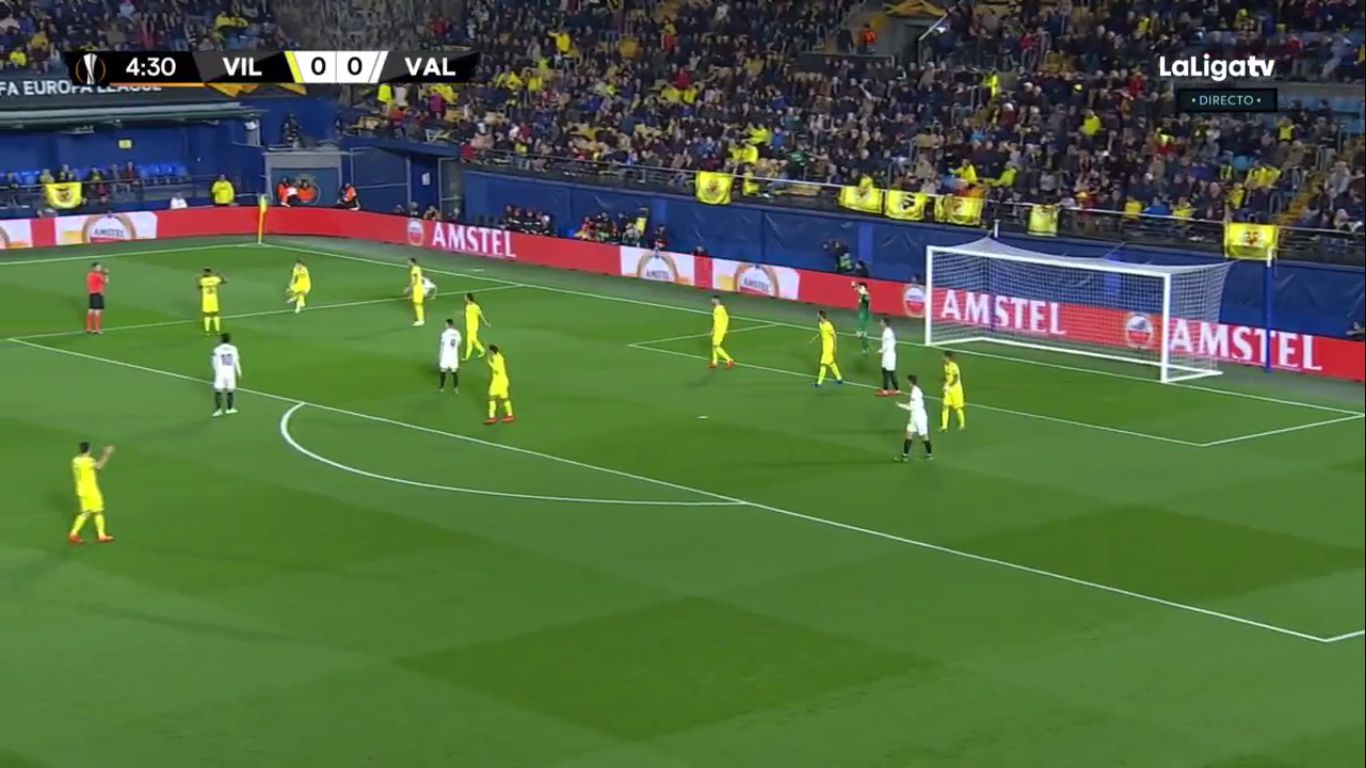 11-04-2019 - Villarreal 1-3 Valencia (EUROPA LEAGUE)