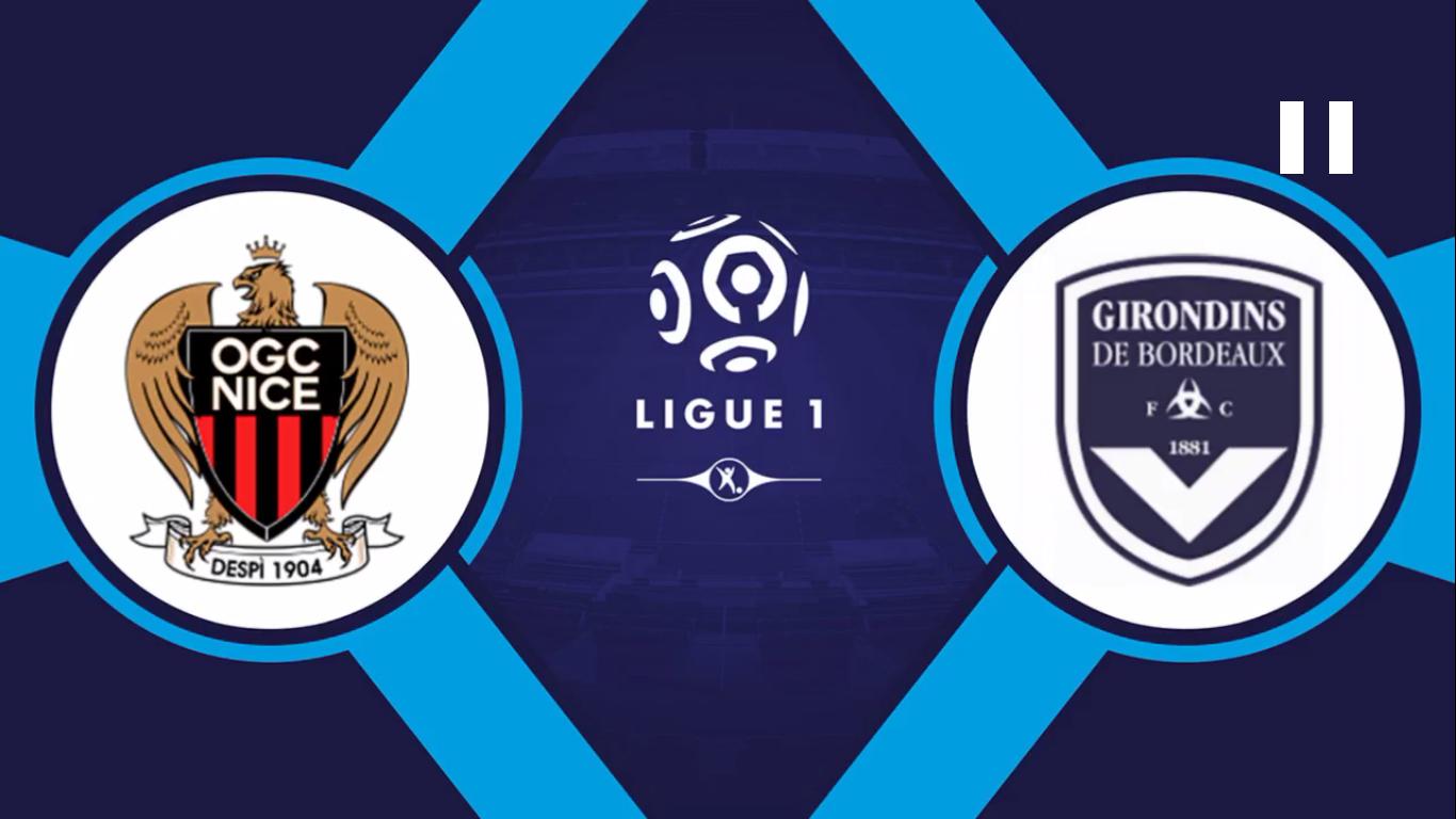 08-11-2019 - Nice 1-1 Bordeaux