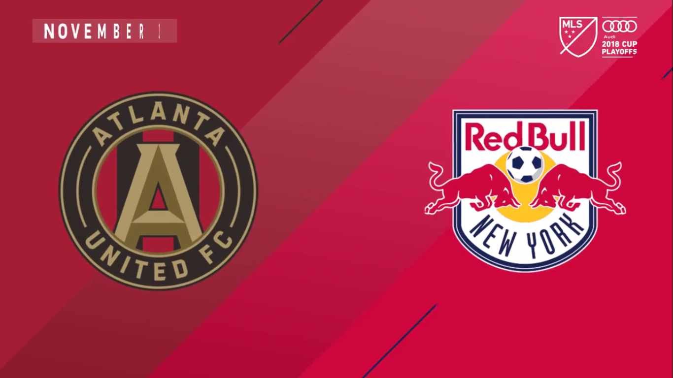 26-11-2018 - Atlanta United Fc 3-0 New York Red Bulls