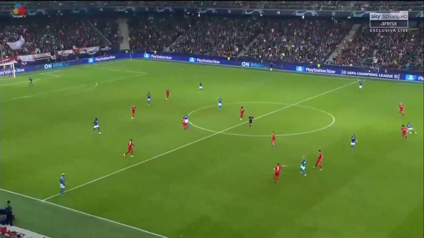 23-10-2019 - Salzburg 2-3 Napoli (CHAMPIONS LEAGUE)