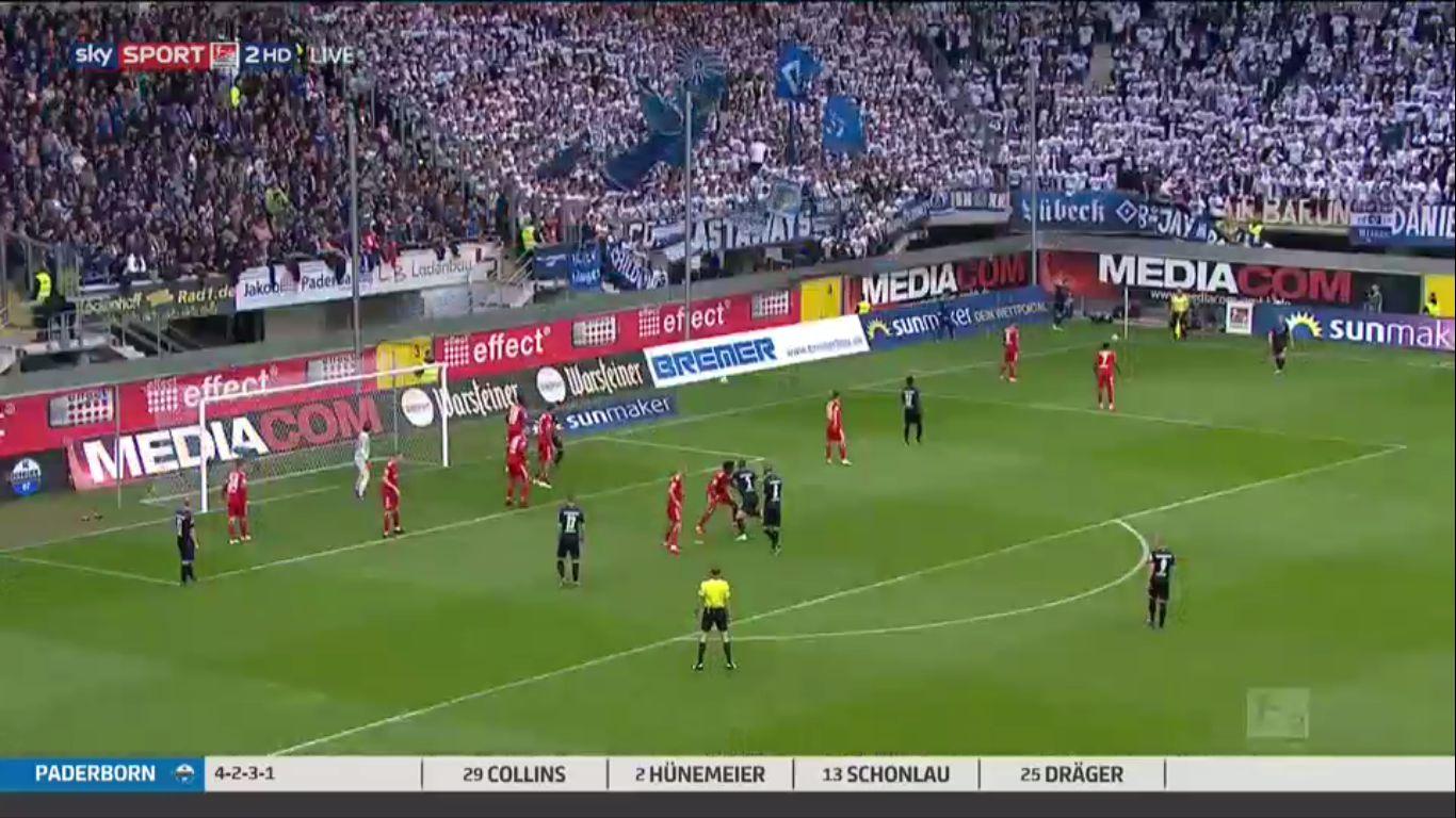 12-05-2019 - SC Paderborn 07 4-1 Hamburger SV (2. BUNDESLIGA)