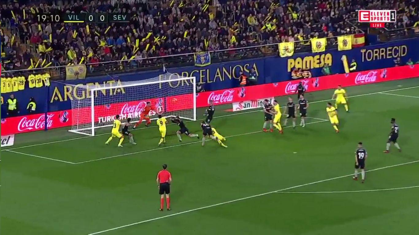 17-02-2019 - Villarreal 3-0 Sevilla
