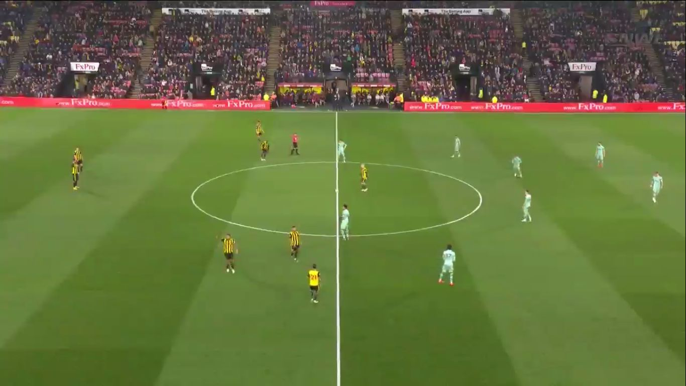 15-04-2019 - Watford 0-1 Arsenal