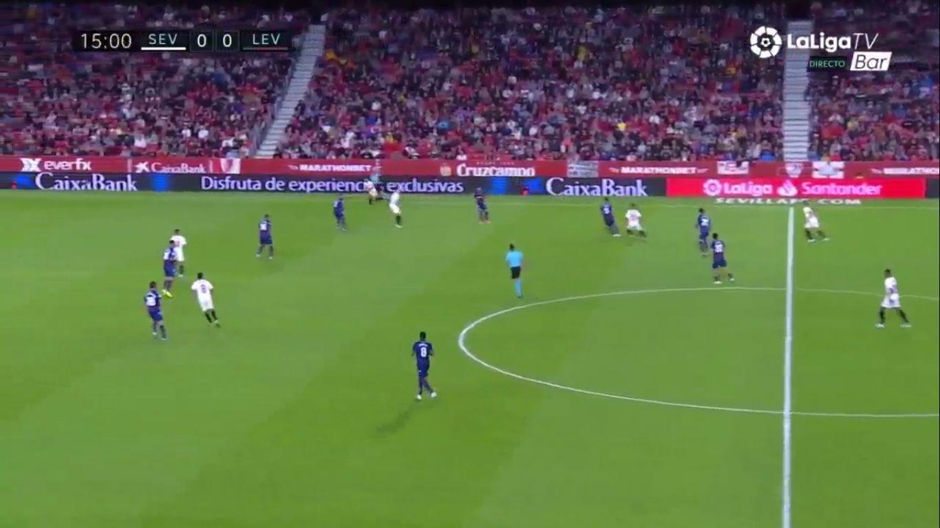 20-10-2019 - Sevilla 1-0 Levante