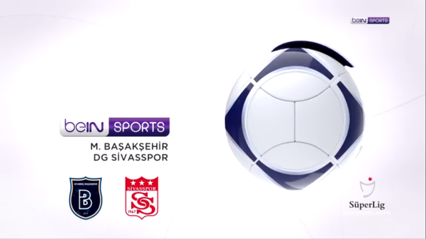 14-09-2019 - Istanbul Basaksehir 1-1 Sivasspor