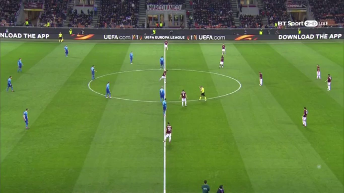 08-03-2018 - AC Milan 0-2 Arsenal (EUROPA LEAGUE)