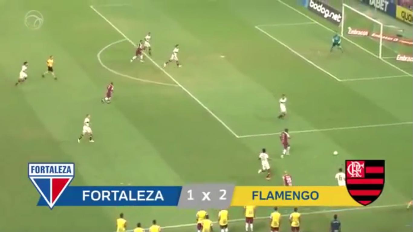 17-10-2019 - Fortaleza EC CE 1-2 Flamengo