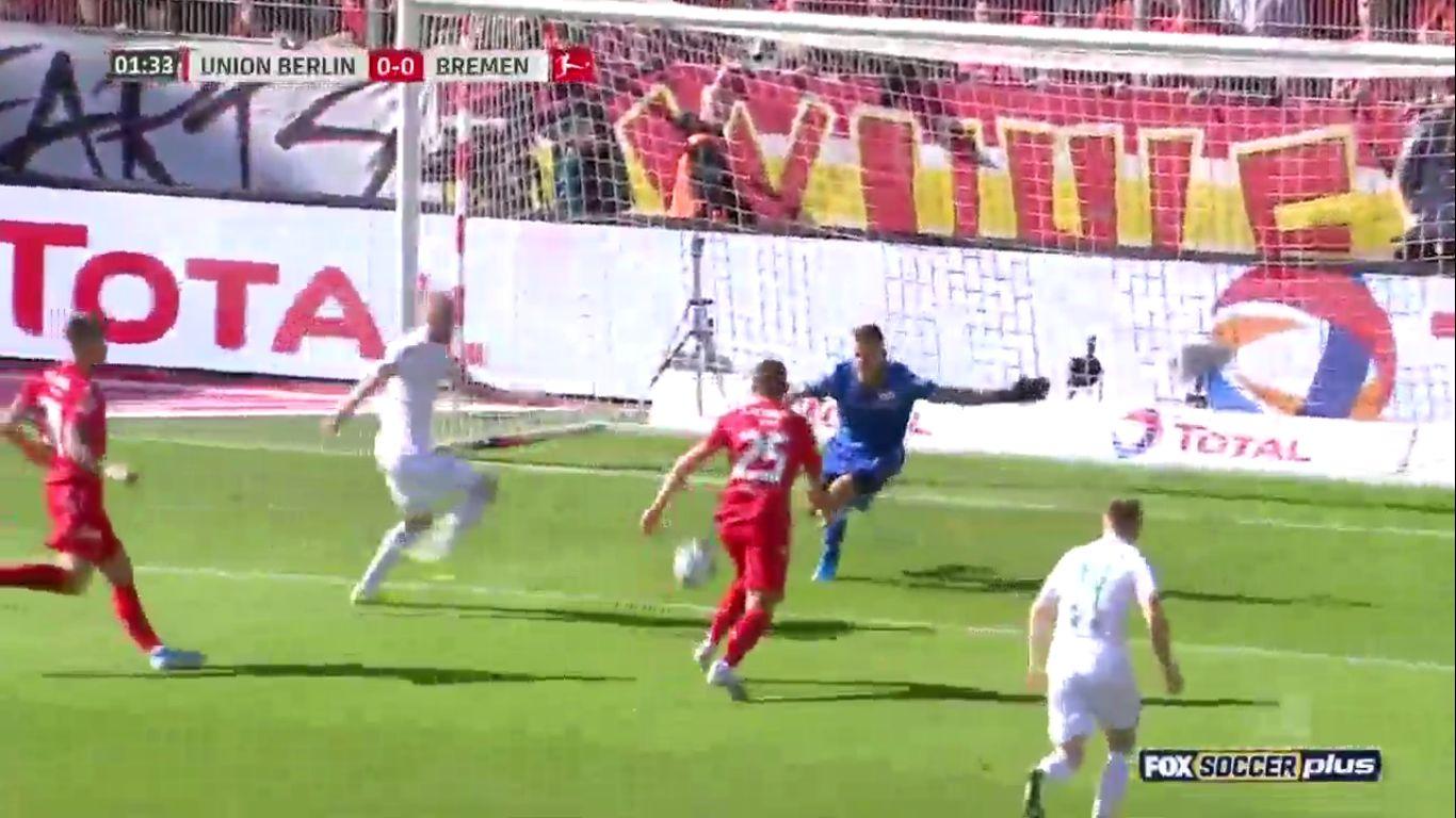 14-09-2019 - 1. FC Union Berlin 1-2 Werder Bremen