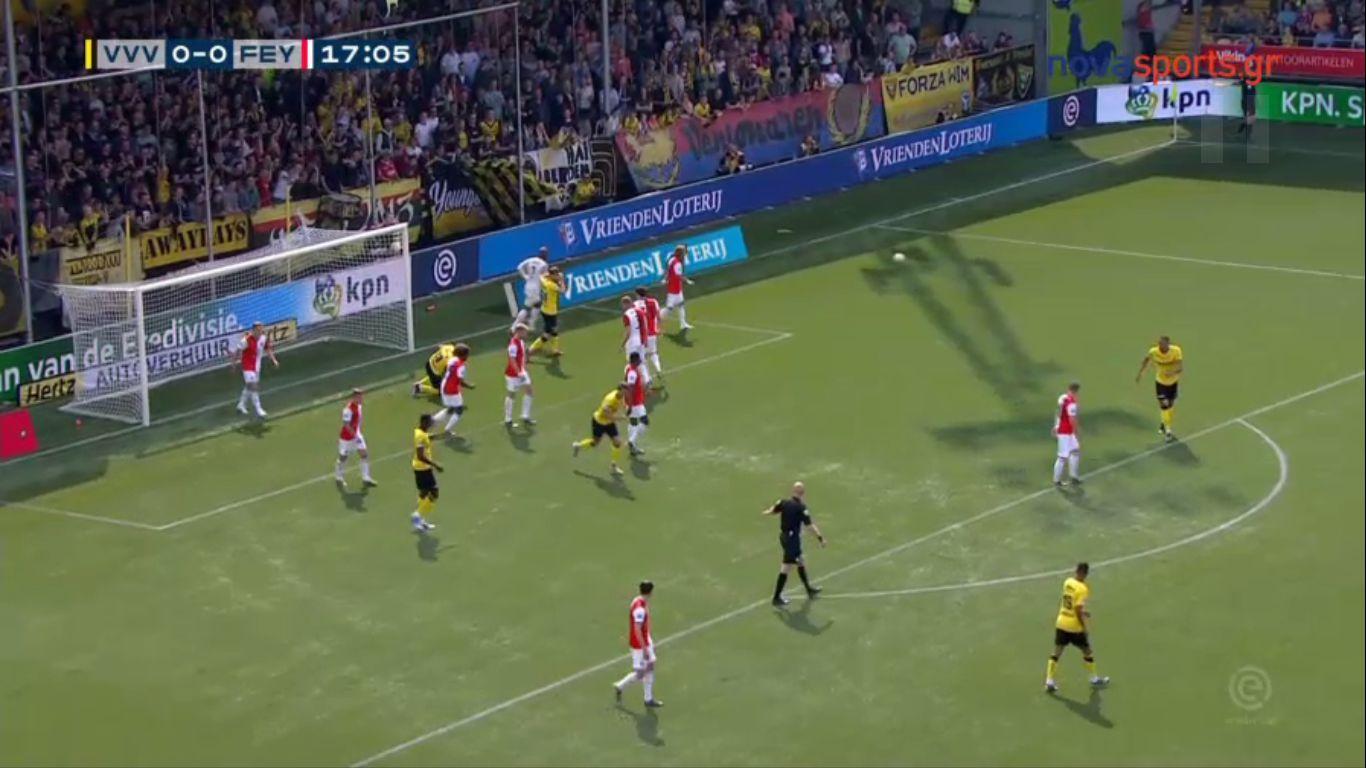 07-04-2019 - VVV-Venlo 0-3 Feyenoord