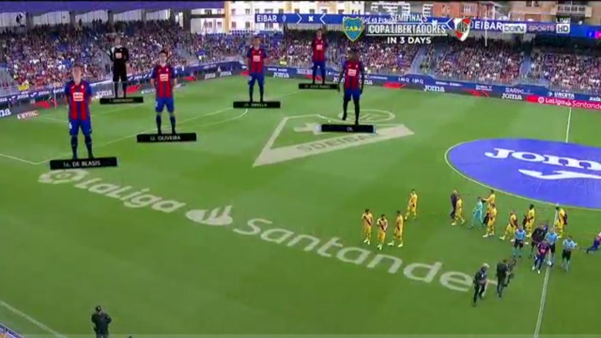 19-10-2019 - Eibar 0-3 Barcelona