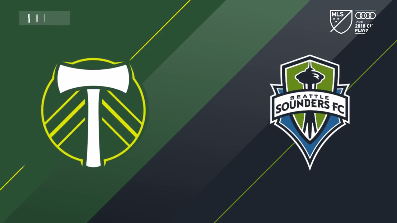 05-11-2018 - Portland Timbers 2-1 Seattle Sounders FC
