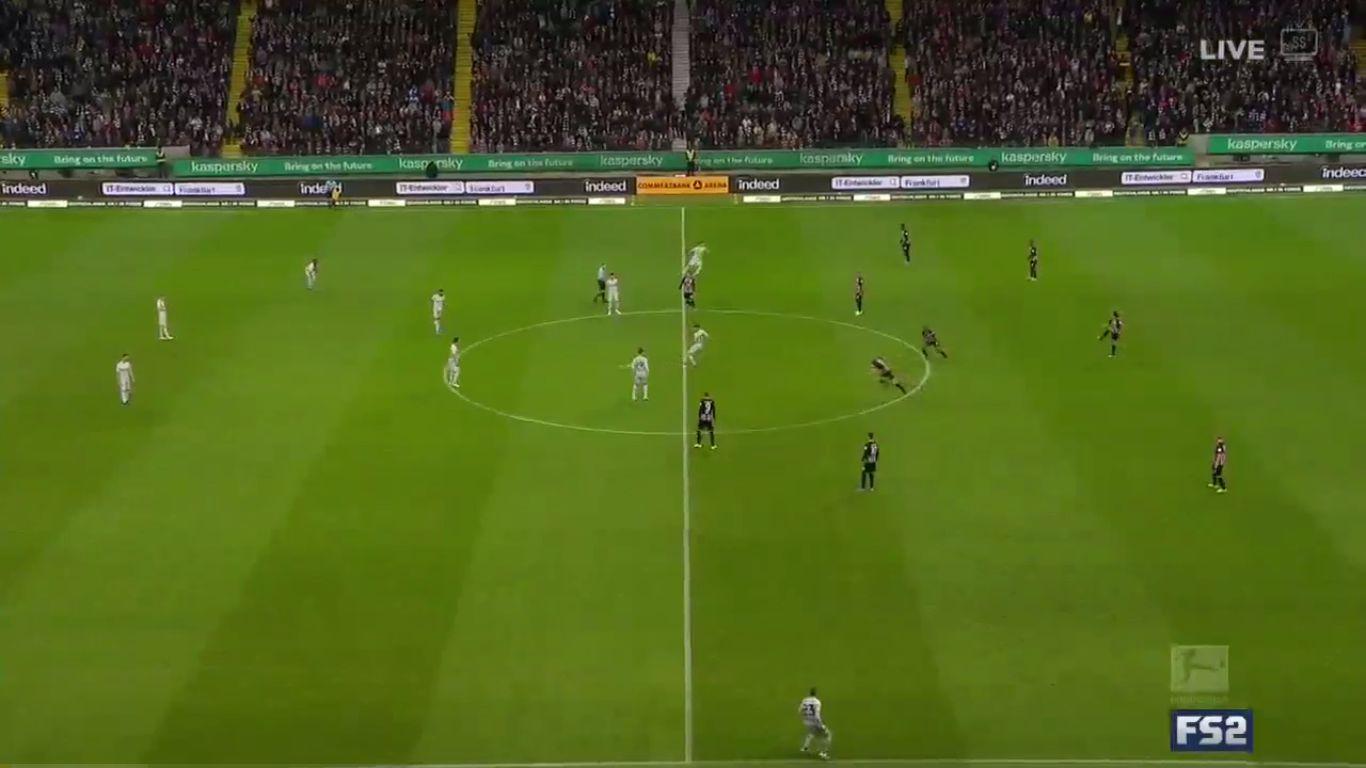 18-10-2019 - Eintracht Frankfurt 3-0 Bayer Leverkusen