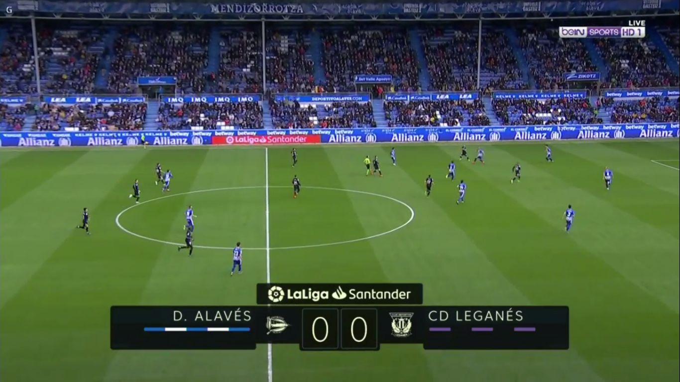 07-04-2019 - Deportivo Alaves 1-1 Leganes