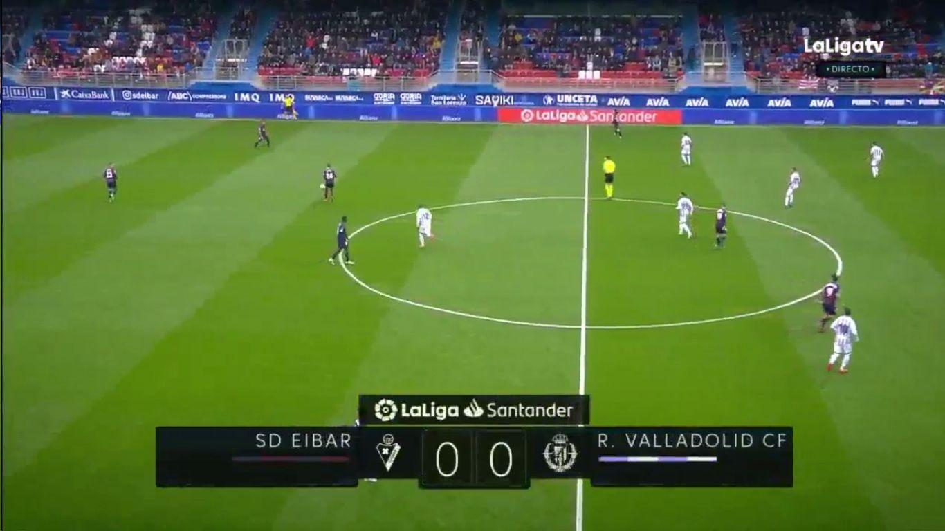 17-03-2019 - Eibar 1-2 Real Valladolid