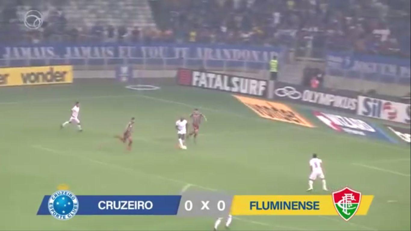 11-10-2019 - Cruzeiro 0-0 Fluminense FC RJ