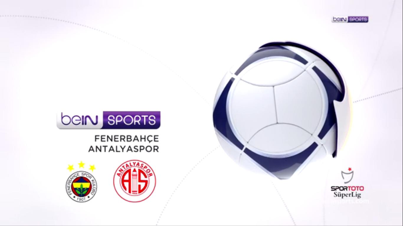 26-05-2019 - Fenerbahce 3-1 Antalyaspor