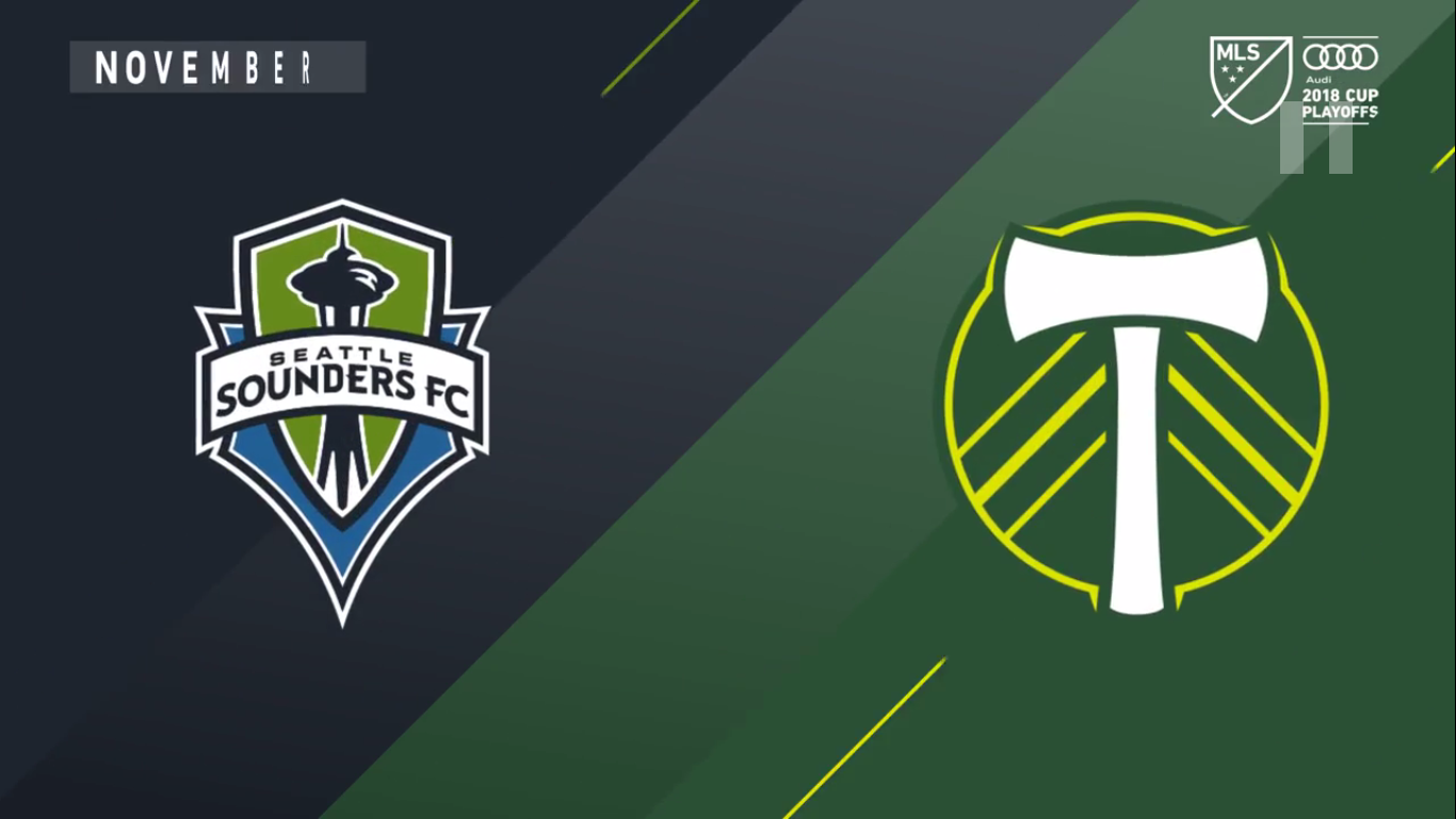 09-11-2018 - Seattle Sounders FC 3-2 (2-4 PEN.) Portland Timbers